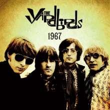 The Yardbirds: 1967 - Live (remastered) (180g) (Limtied-Edition) (Translucent Orange Vinyl), LP