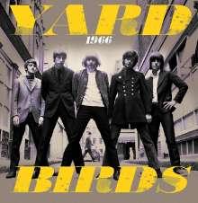 The Yardbirds: 1966: Live & Rare (remastered) (180g) (Orange Vinyl) (Mono), LP