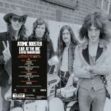 Atomic Rooster: On Air - Live At The BBC (remastered) (180g) (White Vinyl), 2 LPs