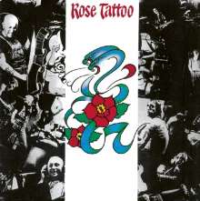 Rose Tattoo: Rose Tattoo (180g) (Red Vinyl), 2 LPs