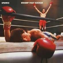 Sparks: Whomp That Sucker (180g) (Red/Blue Splitting Vinyl), LP