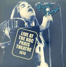 The Pretty Things: Live At The BBC Paris Theatre 1974 (180g) (Limited-Edition) (Blue Vinyl), LP