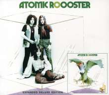 Atomic Rooster: Atomic Rooster, CD