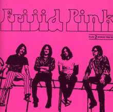 Frijid Pink: Frijid Pink, CD