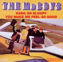 The McCoys: Hang On Sloopy / You Make Me Feel So Good, CD