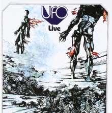 UFO: Live 1972, CD