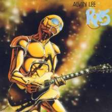 Alvin Lee: RX5, CD