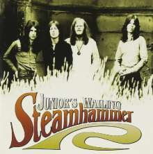 Steamhammer: Junior's Wailing - The Best Of Steamhammer, CD