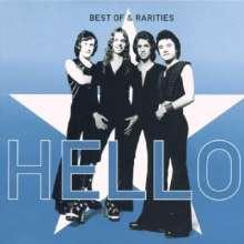 Hello: Best Of & Rarities, CD