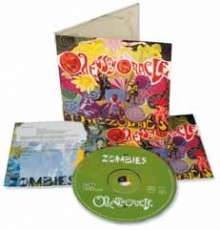 The Zombies: Odessey And Oracle, CD
