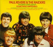 Paul Revere & The Raiders: Something Happening, CD