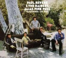 Paul Revere & The Raiders: Alias Pink Puzz, CD