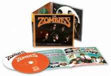 The Zombies: The Singles Collection A's & B's, 2 CDs