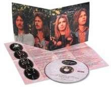 Renaissance: Ashes Are Burning, CD