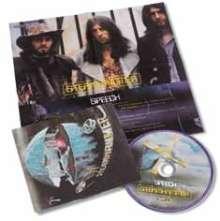Steamhammer: Speech, CD
