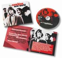 The Zombies: New World (Collectors Edition), CD