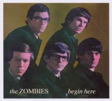 The Zombies: Begin Here (The Complete Decca Mono Recordings 1964 - 1967), 2 CDs