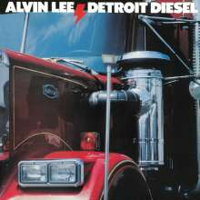 Alvin Lee: Detroit Diesel, CD
