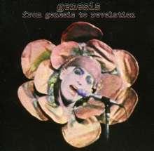 Genesis: From Genesis To Revelation, CD