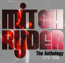 Mitch Ryder: The Anthology 1979-1994, 2 CDs