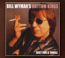 Bill Wyman: Just For A Thrill, CD