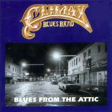 Climax Blues Band (ex-Climax Chicago Blues Band): Blues From The Attic: Live 1993, CD