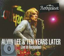 Alvin Lee: Live At Rockpalast 1978 (CD + DVD), CD