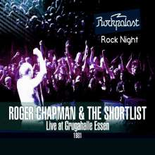 Roger Chapman: Live At Rockpalast - Grugahalle Essen 1981, 2 CDs