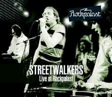 Streetwalkers: Live At Rockpalast - Köln, WDR Studio,  25.3.1975 & 19.4.1977 (2 CD + DVD), 2 CDs