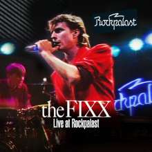 The Fixx: Live At Rockpalast - Markthalle Hamburg, 22nd February, 1985 (CD + DVD), 1 CD und 1 DVD