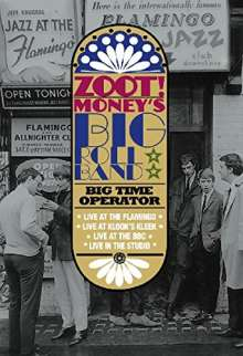 Zoot Money: 1966 And All That: Big Time Operator (Limited & Numbered-Edition), 4 CDs