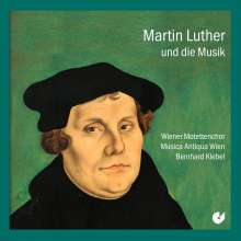 Wiener Motettenchor - Luther & die Musik, CD