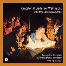 Kantaten & Lieder zur Weihnacht, CD
