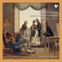 Friedrich Silcher (1789-1860): 26 Lieder für Männerchor, CD