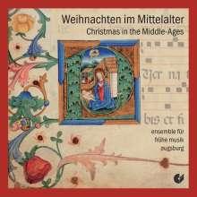 Weihnachten im Mittelalter, CD