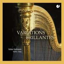 Volker Sellmann - Variations Brillantes, CD