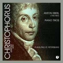 Anton Eberl (1765-1807): Klaviertrios op.8 Nr.1-3, 2 CDs