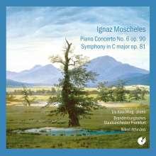 Ignaz Moscheles (1794-1870): Symphonie op.81, CD