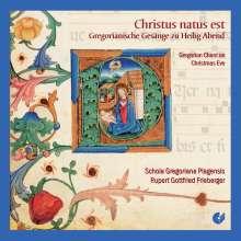 Christus natus est, CD