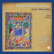Gregorianische Gesänge zu Advent & Weihnachten, CD