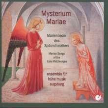 Mysterium Mariae, CD
