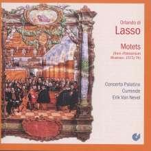 Orlando di Lasso (Lassus) (1532-1594): Patrocinium musices 1573/74, CD