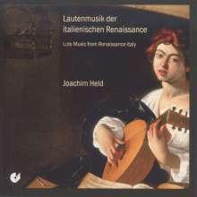 Joachim Held - Lautenmusik der italienischen Renaissance, CD