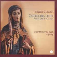 Hildegard von Bingen (1098-1179): Hildegard von Bingen - Göttliches Licht, CD