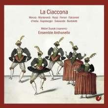 La Ciaccona, CD