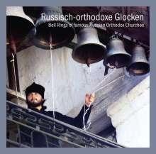 Russisch-orthodoxe Glocken berühmter Kirchen und Klöster, CD