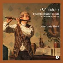 Jean-Claude Gerard - Ständchen, CD