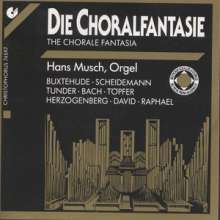 Die Choralfantasie für Orgel, CD