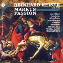 Reinhard Keiser (1674-1739): Markus-Passion, CD
