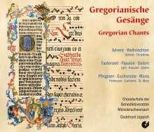 Gregorianische Gesänge, 3 CDs